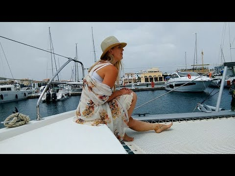 Leaving everything behind to crew on a sailboat in Europe!