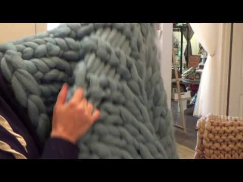 Big Stitch Yarn Aging Process - Realistic Expectations by Mama Knows Luxury