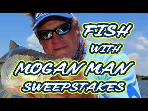 Fish With Capt Blair Wiggins Mogan Man Contest - Register Now