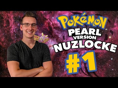 Pokemon Pearl Nuzlocke #1: Piplup, Turtwig or Chimchar?