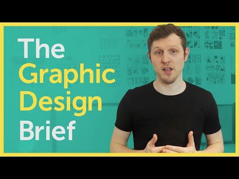 The Graphic Design Brief