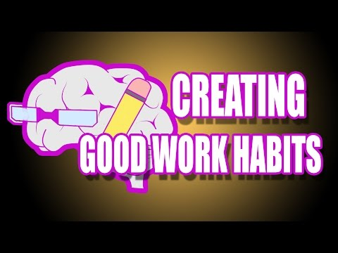 Brain Doodles - Creating Good Work Habits