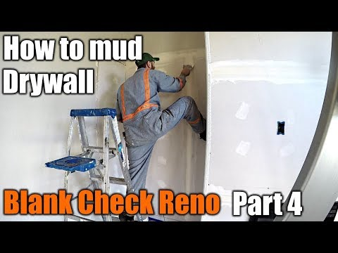 High Budget Living Room Remodel | Mud | Part 4 | THE HANDYMAN |