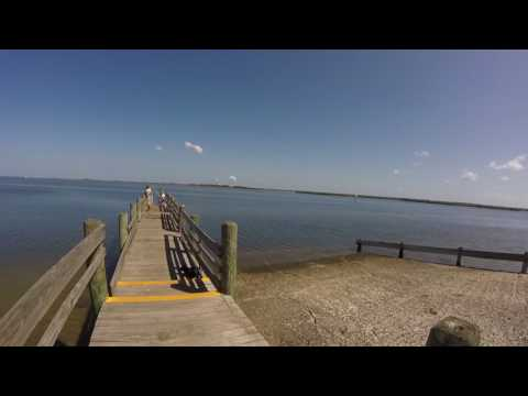 Fort Island Beach: 9 Miles Off The Beaten Path But Worth The Drive