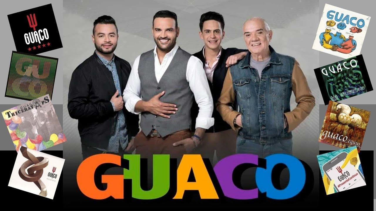 GUACO #Lo mejor de la Superbanda GUACO# MIX DE GUACO # Exitos de Guaco