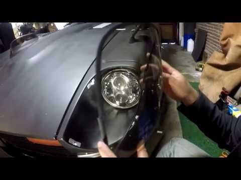 How to Install Headlight Covers On a 1970-1978 Datsun Z
