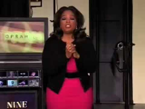 25 Years Of Oprah Yelling