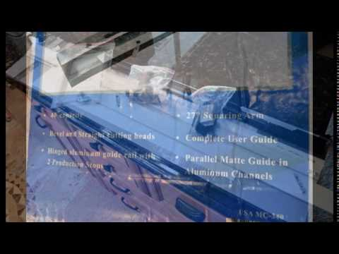 U.S. Art Supply's 40″ Professional Quality Mat Cutter