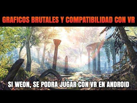 Elder Scrolls Blades Para ANDROID es la apuesta mas grande por parte de Bethesda para Móviles