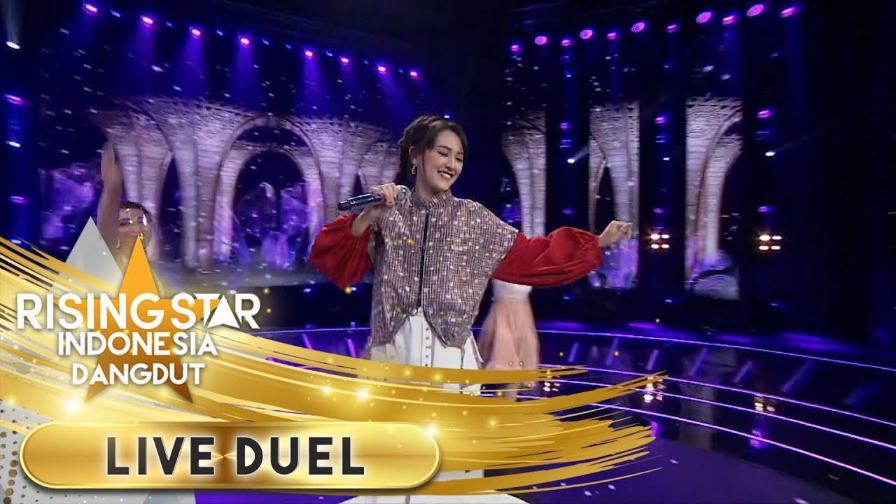 Download Happy Asmara menyanyikan [Wes Tatas] Bikin Kagum   Live Duel   Rising Star Indonesia Dangdut MP3 Gratis