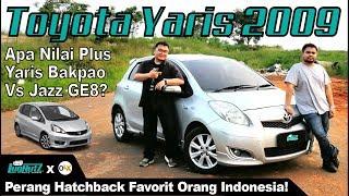 Download Hatchback Fun, Irit, Bandel, MURAH Pula! Nyaris Perfect! - Toyota Yaris Bakpao | LugNutz Ft.OLX Auto Video