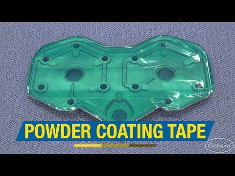 High Temperature Powder Coating Tape! Keep Powder Out of Unwanted Areas! Eastwood