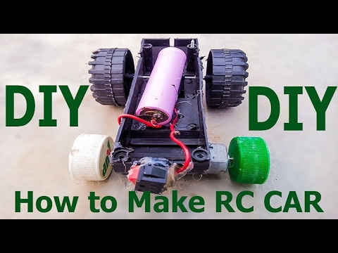 How To Make A RC CAR Faster-|| Homemade Powerfull RC Car At Home