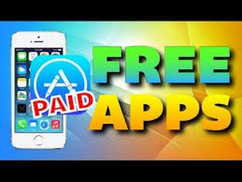 How to get Paid apps for free ios
