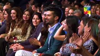 Most Entertaining Comic Performance | Ahmed Ali Butt | Kashmir 6th HUM Awards 2018
