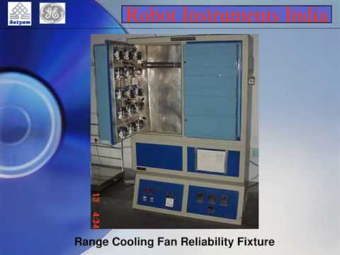 Defrost Heater Reliability Testing Fixture (Refrigeration)
