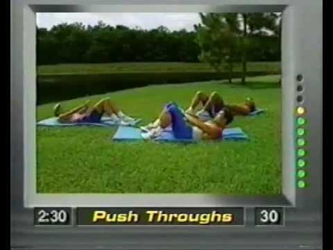 8 minute ABS - Fit for life series