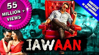 Jawaan (2018) New Released Hindi Dubbed Full Movie | Sai Dharam Tej, Mehreen Pirzada, Prasanna
