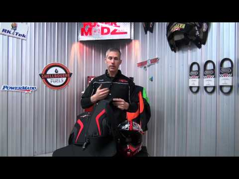 Some Snowmobile safety advice from Louie at PowerModz