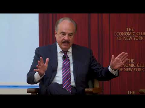 Economic Club NYC - Larry Merlo on Improving Health Care Delivery