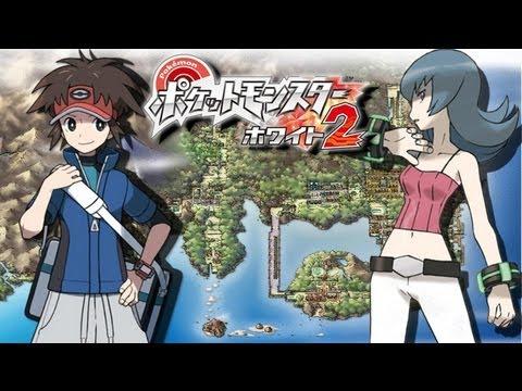 Pokemon White 2: Kanto Leader #6 Sabrina