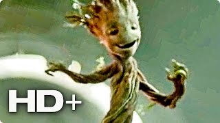 Baby Groot - Dancing (2017) Guardians Of The Galaxy 2