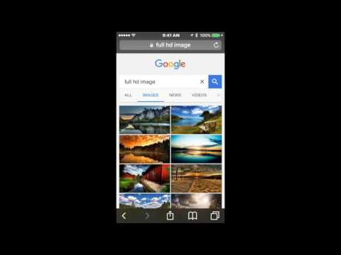how to get a clear image on google images