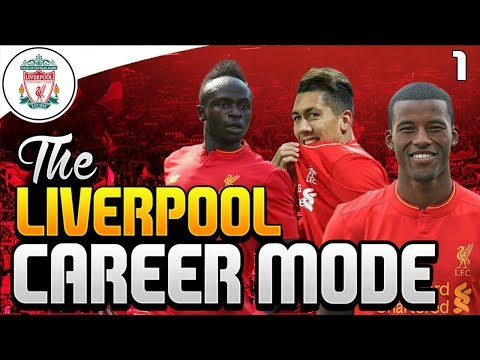 FIFA 18 Liverpool Career Mode #1 - £180,000,000 SPENT ON NEW TRANSFERS | THE START OF A NEW DYNASTY