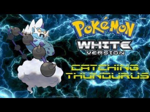 Pokemon White: How to Catch Thundurus
