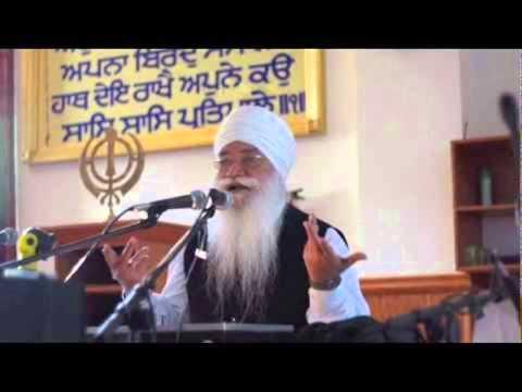How to Focus During Simran--Katha by Santran Daya Singh Ji (audio only)