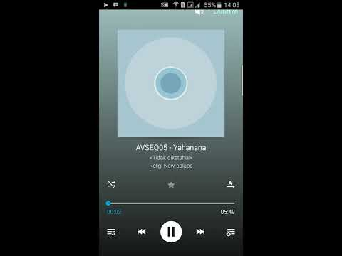 Samsung Music Player for J5