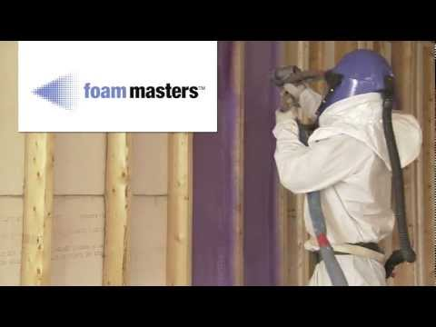 Mike Holmes & Foam Masters - The Dream Team!