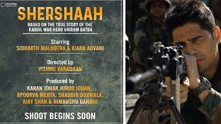 Download Sidharth Malhotra & Kiara Advani In Movie Shershah | Dharma Productions Video
