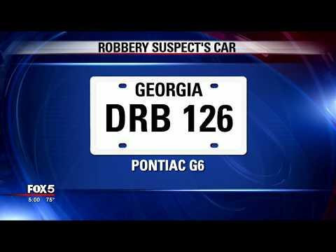 Police say crooks robbed, carjacked, groped GSU student