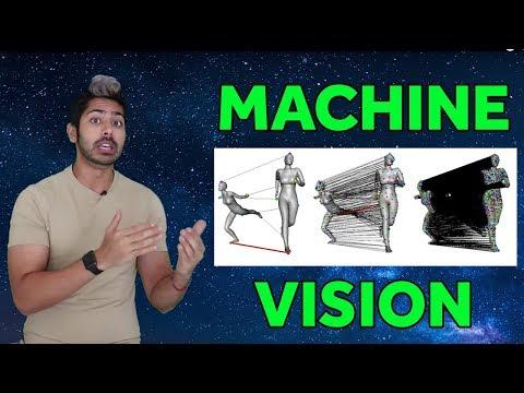 DensePose - 3D Machine Vision