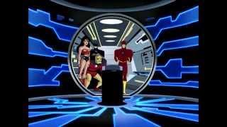Justice League Etrigan funny moments