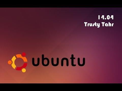 How to install Ubuntu Server 14.04 Trusty Tahr?