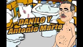 EL PRESIDENTE Danilo Y Antonio Marte SE PONEN DE ACUERDO CUENTO