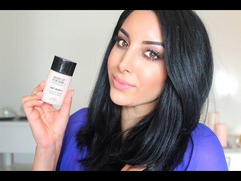 TRIED & TESTED: Makeup Forever Mat Velvet Foundation