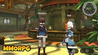 Script of Eternity (Android iOS APK) - MMORPG Gameplay, Feng Ming