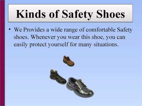 Safety Shoes Suppliers