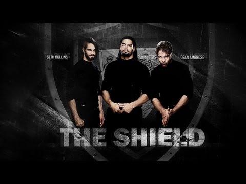 WWE 2k14 - the Shield angekündigt | TheXardas94