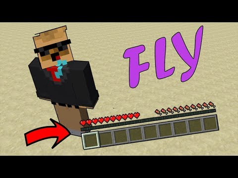 FLYING IN SURVIVAL MODE!?!?! (No Mods!) (1.12.X!) (No Barriers or Glass!!)