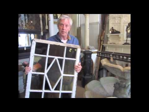 Repurposing Tips: Stained Glass Window