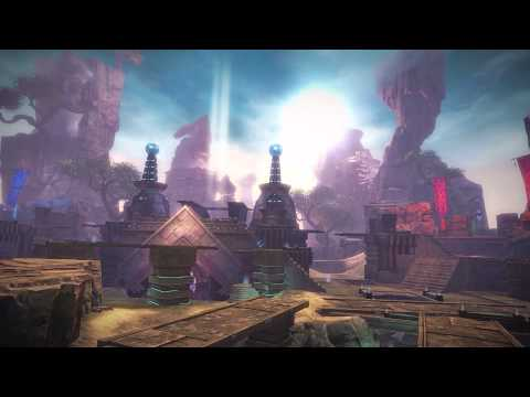 Guild Wars 2  - New PvP Map: Skyhammer