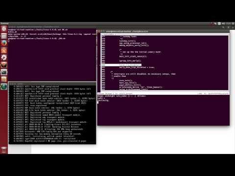Ubuntu 14 04 qemu linux 3.9.4 kernel debug
