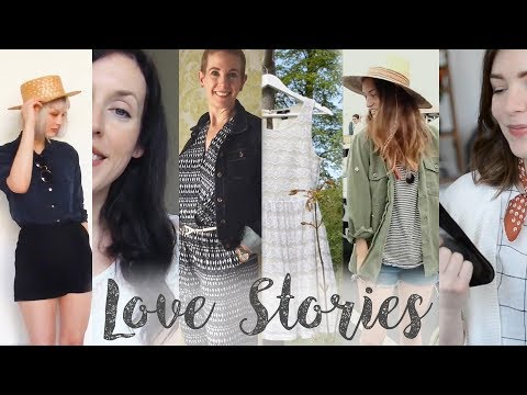 Clothing Love Stories 💕 | Fashion Revolution #LovedClothesLast
