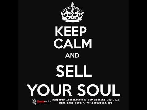 Welcome to the Sell Your Soul show #blackfriday (prt1)
