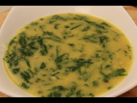 Simple Palak Dal | Indian Recipe | Sanjeev Kapoor Khazana