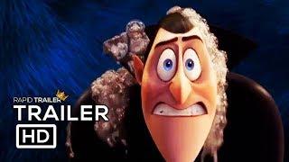 HOTEL TRANSYLVANIA 3 Official Trailer (2018) Adam Sandler, Selena Gomez Animated Movie HD